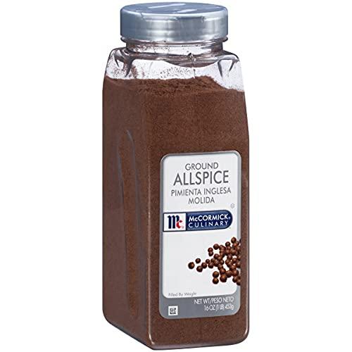 McCormick Culinary Ground Allspice, 16 oz