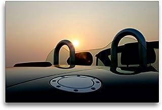 Premium - Lienzo textil 75 cm x 50 cm horizontal, un diseño del calendario Coupés y Roadster Sportwagen - Cuadro en bastidor, imagen sobre lienzo TT Roadster (CALVENDO Mobilitaet);CALVENDO Mobilitaet