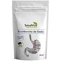 Bicarbonato de Sodio Salud Viva 300 g