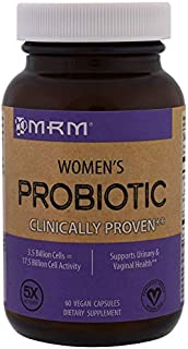 MRM, Women's Probiotic, 60 Veggie Caps