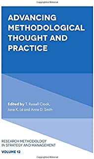 Advancing Methodological Thought and Practice