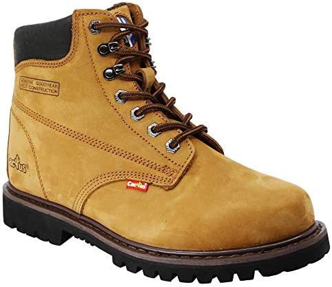 """Max 85% OFF CACTUS Men's 611 6"""" Soft Rubber Resistant Toe Oil Excellence Outs"""