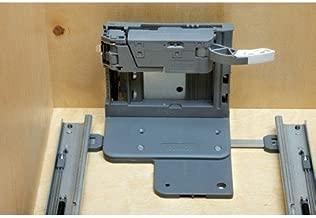 Blum BZ10NA20UGUS TANDEM SERVO-DRIVE Set for Electric Push to Open Drawer System, Grey