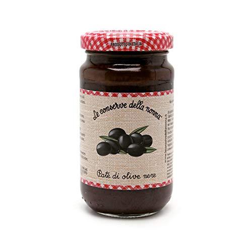 Le Conserve della Nonna Patè di Olive Nere - 190 gr