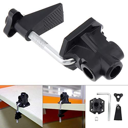 Hardware Schellenklemmung LED-Licht-Zubehör DIY Fest Metall Schreibtischlampe Clip Armaturen Schraube Kamerablitz-Halter für Mikrofonständer