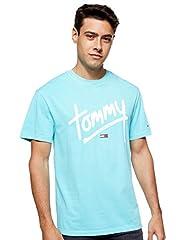 TJM Handwriting tee Camisa para Hombre