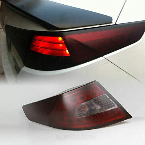Scheinwerfer Folie Schwarz Matt 20x30cm Tönungsfolie Nebelscheinwerfer Rückleuchten Vorderleuchten (12€ pro m²)