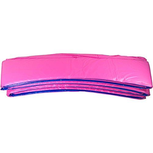 Greenbay Rose 12FT Coussin de Ressorts pour Trampoline | Protection de Ressorts | Convient pour Trampolines Au Diamètre de 366cm