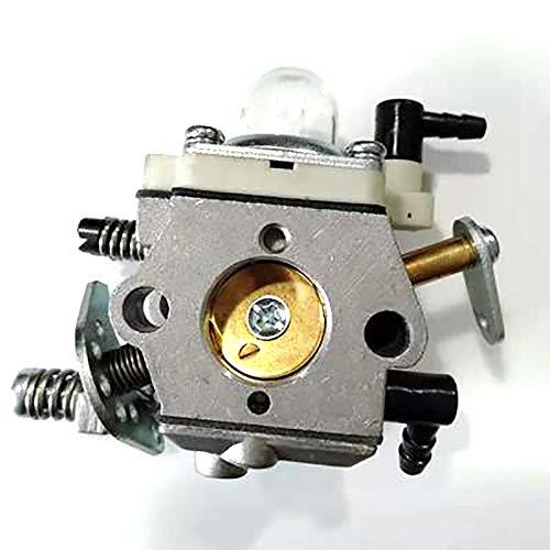 SGHKKL Calibre Highschool Carburador Compatible con Carby Walbro WT997 WT668 1/5 Baja HPI ROVA KM ZENOAH