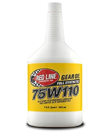 redline gear oil 75w140 - 9