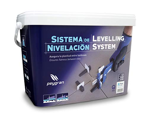 Peygran Tile Leveling System Super KIT