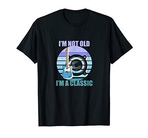 E Gitarre | Box Verstärker | Musik machen | Musikkonzert T-Shirt