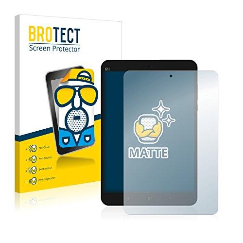 BROTECT 2X Entspiegelungs-Schutzfolie kompatibel mit Xiaomi Mi Pad 3 Bildschirmschutz-Folie Matt, Anti-Reflex, Anti-Fingerprint