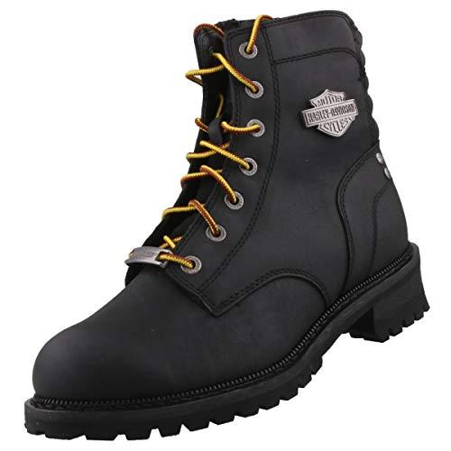 Harley-Davidson Footwear D93551 Stiefel Schwarz, Schuhgröße:EUR 44