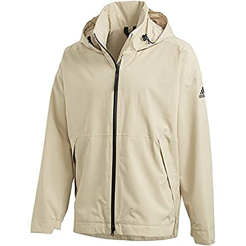 adidas Herren URBAN RAIN.RDY Sport Jacket, Savannah, M
