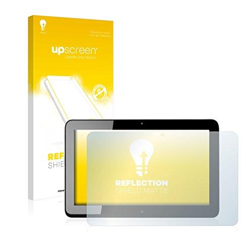 upscreen Entspiegelungs-Schutzfolie kompatibel mit HP Elite x2 1011 G1 – Anti-Reflex Bildschirmschutz-Folie Matt