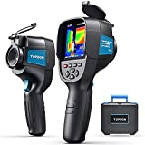 Thermal Camera Infrared Camera ITC629, 220x160 Resolution, 35200 Pixels Handheld Thermal Imaging Camera, -4°F to 842°F, 9Hz Rate Thermal Imager, 3.2' Color Display Chargeable Battery Included