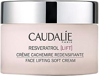 Caudalie Resveratrol lift Face Lifting Soft Cream 50ml (Pack of 6) - ソフトクリーム50ミリリットルを持ち上げるコーダリーレスベラトロールリフト顔 x6 [並行輸入品]