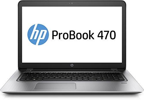 HP ProBook 470 G4 2.50GHz i5-7200U Intel Core i5 di settima generazione 17.3' 1920 x 1080Pixel Argento Computer portatile