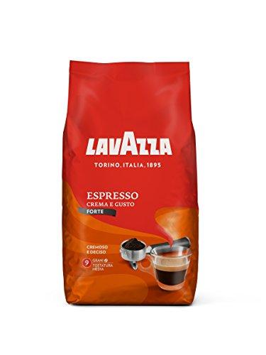 Lavazza Espresso Crema e Gusto Bohnen, 1er Pack (1 x 1 kg)