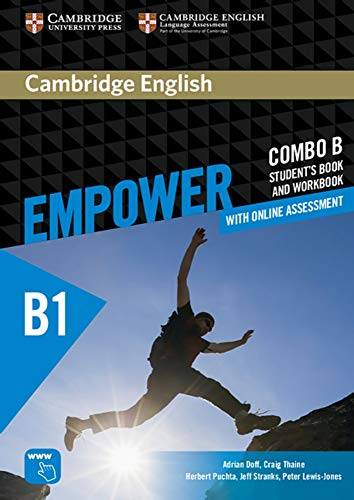 Cambridge English Empower Pre-intermediate (B1) Combo B. Student's book: Student's book (including Online Assesment Package and Workbook)