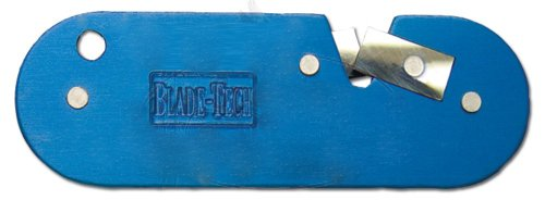 Blade Tech Ultimate Sharpener for Knives and Garden Tools in Blu