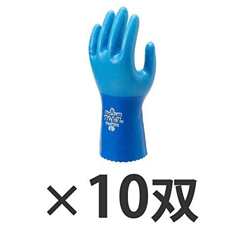 【10双セット】 ショーワ No281テムレス Lサイズ NO281L (3563162)