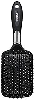 Conair Velvet Touch Paddle Brush (Color may vary)