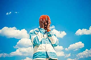 United Mart Poster Lil Yachty Cover Poster Size 12 x 18 Inch Rolled Poster