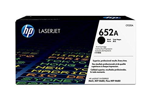 HP 652A | CF320A | Toner Cartridge | Black