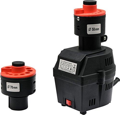 Bohrerschärfgerät 3-16 mm Schärfgerät für Bohrer Schleifgerät Bohrerschleifmaschine 70W