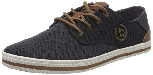 bugatti Herren 321502056900 Sneaker, Blau, 41 EU