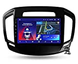 YIJIAREN Radio GPS Navegación para Opel Insignia 1 2013-2017, Android 10.0 Coche Estéreo Sat Nav Soporte GPS/Radio/Bluetooth/Navegación/Control del Volante/RDS/DSP/FM
