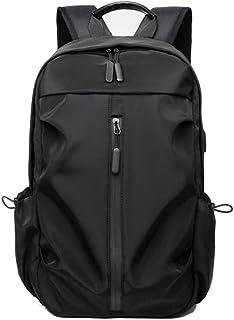 Fmdagoummzibeib Backpack, Black, Anti-Theft 20l Nylon Backpack,desirable For Travel Backpack