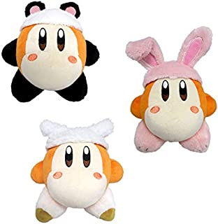 """Waddle Dee All Star Collection Plush 6"""" Kirby/'s Adventure Genuine"""