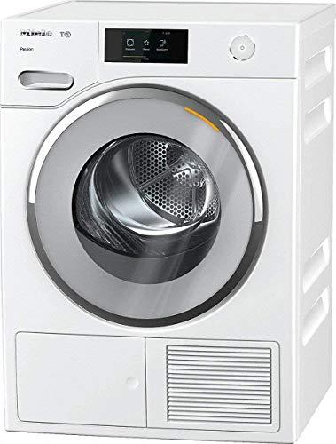Miele TWV680 WP Passion, Asciugatrice Libera Installazione, A+++ -10%, Pompa di Calore, Carico Frontale, 9 kg, Bianco