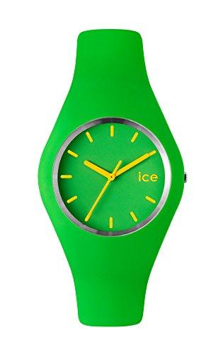 Ice-Watch Damen-Armbanduhr Ice-Slim grün ICE.GN.U.S.12