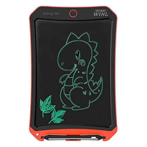 """JRD&BS WINL 8.5"""" LCD Tablero De Escritura A Mano para Niños De 4-9 Años,Regalos para Adolescentes,Juguetes Populares para Niños Y Niñas De 5-13 Años, Niños,Naranja D"""