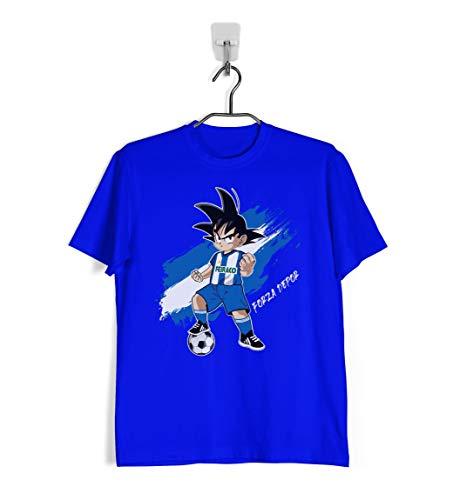 Ropa4 Camiseta Goku Deportivo de la Coruña (Superdepor) 1999-2000 (4 años)