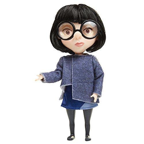 Incredibles 2 Edna 52417-7L - Figura de acción para Disfraz Azul