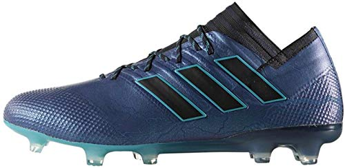 adidas adidas Herren Nemeziz 17.1 FG Fußballschuhe, Blau Azuene Negbas Negbas, 40 1/3 EU