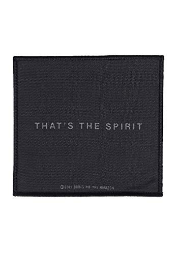 BRING ME THE HORIZON - That´s the Spirit - Patch / Aufnäher