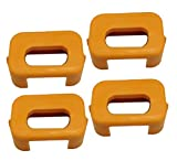 Bostitch N62FNB / DA1564K Nailer 4 Pack No Mar Pads # 9R188782-4PK
