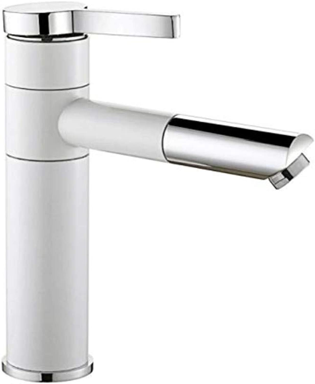 Bathroom Basin Sink Tap 360 Degree redation Bathroom Sink Tap Mixer with 360 Degree Swivel Spout