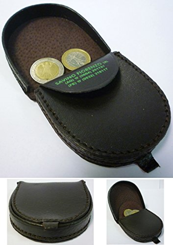 Price comparison product image Savino Fiorenzo Wallet Coins Spicci Notes Port to heel in vilpelle with Inner Pocket