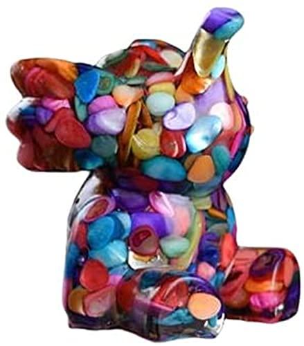 escultura unicornio de la marca MFROO