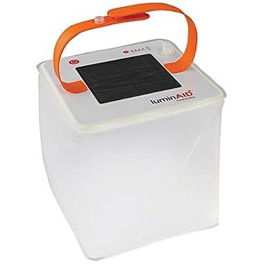 LuminAID PackLite Max USB Solar Inflatable Waterproof Lantern
