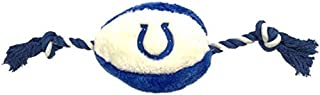 Hunter Indianapolis Colts Rope Plush Dog Toy