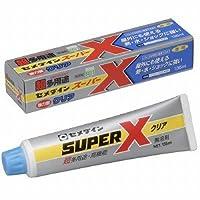 セメダイン 多用途型接着剤 スーパーX 業務用 135ml/箱 クリアタイプ AX-041 / 5セット