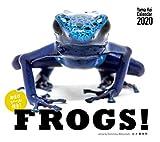 カレンダー2020 FROGS! (ヤマケイカレンダー2020) 松橋 利光